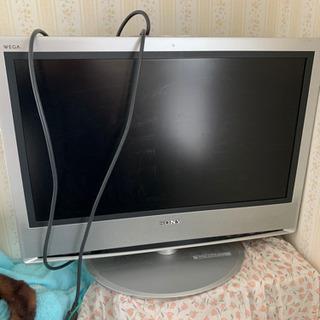 20インチ液晶デジタルテレビ