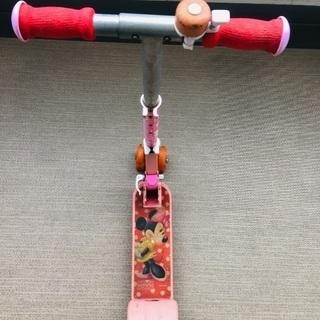 キックスケーター キックボード 4輪 ミニー