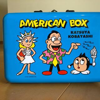 小林克也 アメリカ缶        AMERICAN BOX