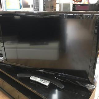 シャープ 液晶テレビ アクオス 40型 2011年製 中古