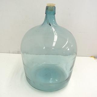 昭和レトロ アンティーク ブロカント 大きな瓶 ビン 骨董品 酒...