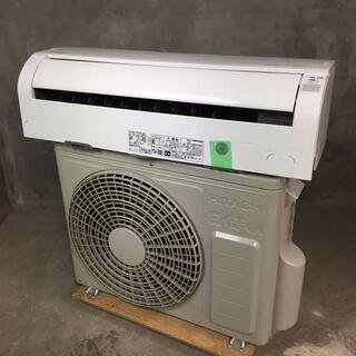 7【送料、取り付け費用込み🐢】HITACHI 6畳用エアコン R...
