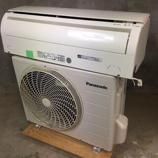 8【送料、取り付け費用込み🐢】Panasonic 6畳用エアコン...
