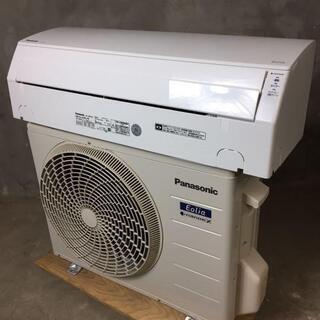 14【送料、取り付け費用込み🐢】Panasonic 6畳用エアコ...