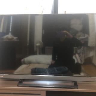 東芝REGZA 40型 2018年モデルテレビ台セット