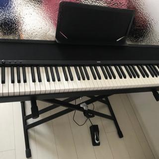 電子ピアノKORG B1 キーボードスタンドX型セット