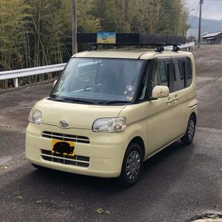 ★ダイハツ タント★H21★キャンピングカー仕様★ナビ★車検1年以上