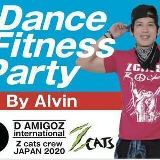 【Alvin】★13:25Ikebukuro dance fit...