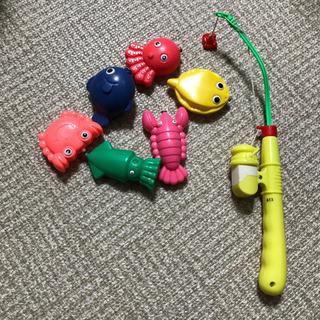 魚釣り おもちゃ