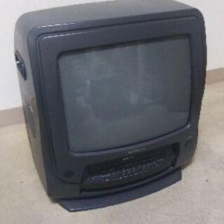 アナログ ブラウン管テレビ