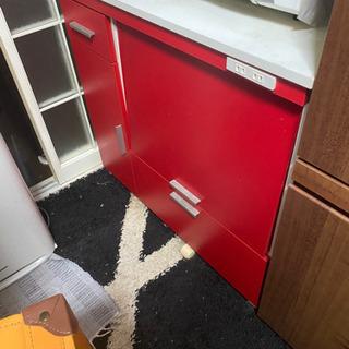 家具 キッチン棚