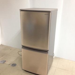 SHARP/シャープ   ノンフロン冷凍冷蔵庫 SJ-D14E-...