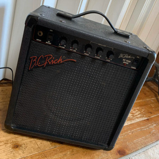 B.C.Rich アンプ エレキギター ベースギター