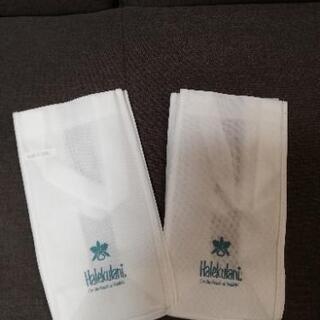 【新品未使用】ハワイ ホテル ハレクラニ ミニ手提げ