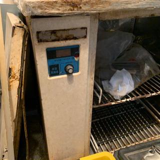 フクシマ冷蔵庫実働品あげます。