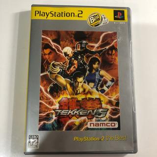 鉄拳5(PlayStation 2 the Best) PS2