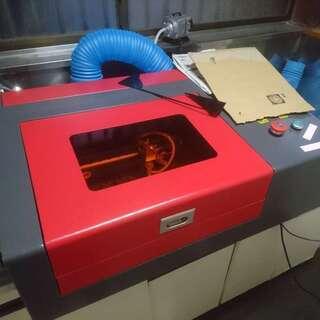 業務用 レーザー加工機 40W強力レーザー