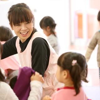 【幼稚園のパート保育補助】10:00~16:00勤務なので…