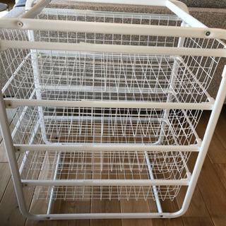 IKEA アルゴート 収納
