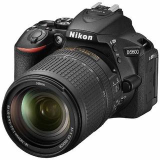 ニコン Nikon  D5600 デジタル一眼レフカメラ レンズキット