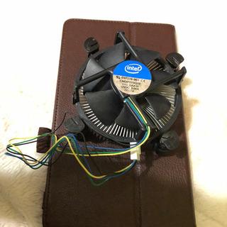 銅芯 インテル純正ファン i5 77W付属品