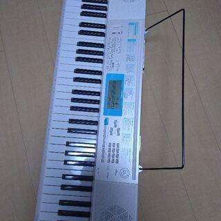 カシオ 電子キーボード 光ナビゲーション LK-128