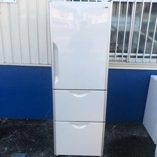 【配送無料】日立 355L 冷蔵庫 R-S36NV