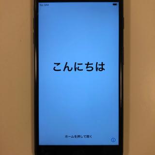 iPhone 7 Plus Jet Black 256 GB au