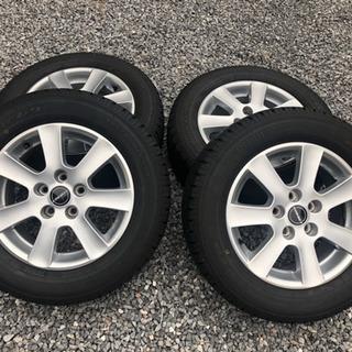 欧州車 ボルボ スタッドレス 1シーズンのみ使用 超美品 タイヤ...