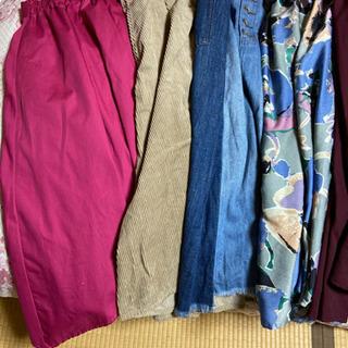 スカート  6枚
