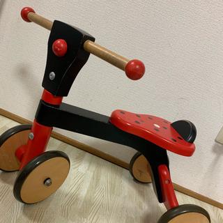 ボーネルンド☆木製バイク