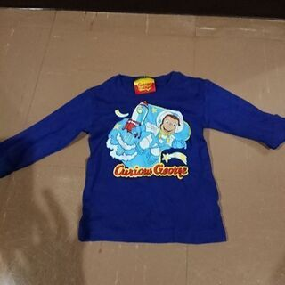 Curious George のシャツ