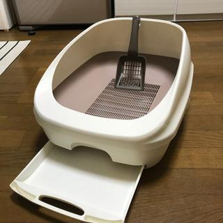 猫 トイレ 砂、シートセット