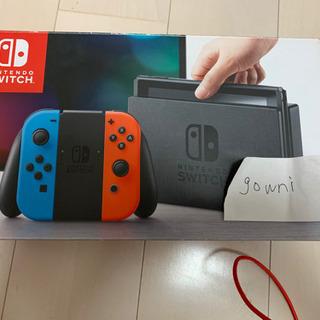 Switch スイッチ ニンテンドーSwitch 本体