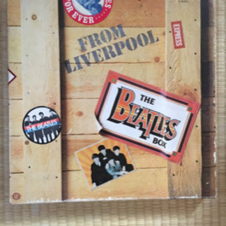 【レコード】Beatles Box