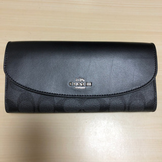 コーチの長財布