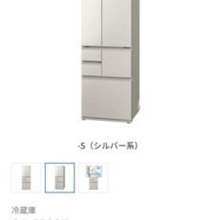 2019年製シャープ502L冷蔵庫SJ-F502Eプラズマクラスター