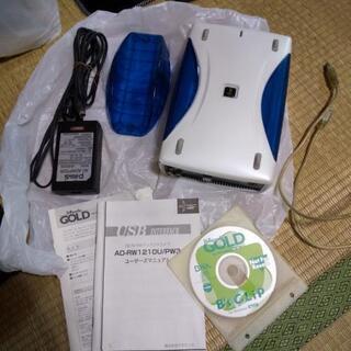 CD-R/RW ディスクドライブ