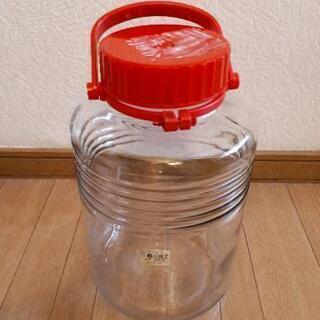 【梅〰〰酒】果実酒用ビン