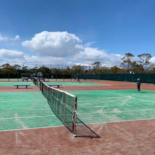ジュニアテニス大会or練習試合参加メンバー 募集