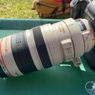 【明日午前中まで!】Canon zoom EF 100-400m...