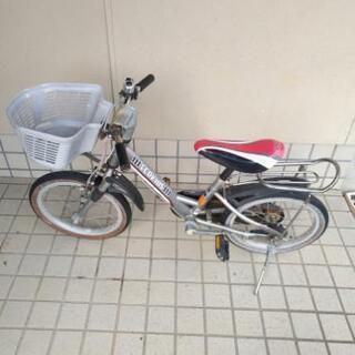 子供用自転車 2台
