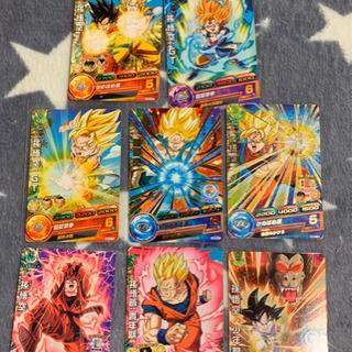 スーパードラゴンボールヒーローズカード