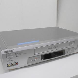 SONY ソニー VHSビデオデッキ SLV-R300 ビデオカ...