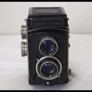 yashicaflex二眼レフカメラ