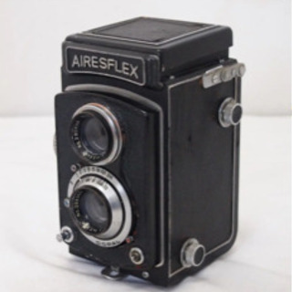 AIRESFLEX YⅢ二眼レフカメラ