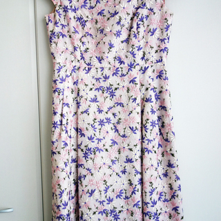 [トッカTOCCA]17AW GARDENIA ドレス
