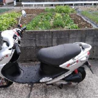 原付二種125cc