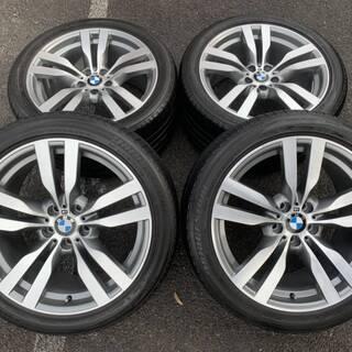 BMW X6M純正 20インチ ダブルスポーク300M ランフラット