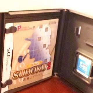 数独2『SUDOKU2』デラックス  📎『DS用』